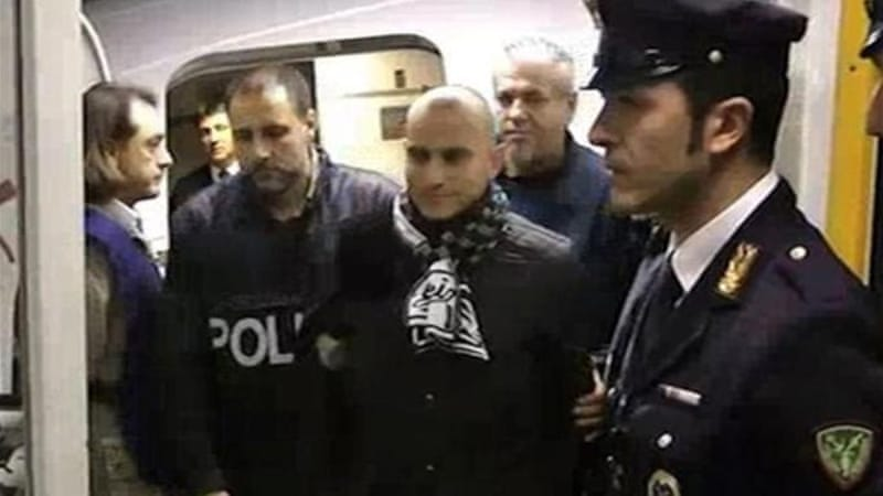 Gegic was taken to a jail in Cremona, where match-fixing inquiry is based [AP]