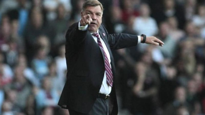 Allardyce crucially ensured West Ham only spent one year in the Championship before promotion [AP]