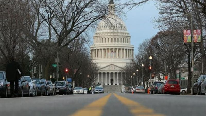 The 112th US Congress, plagued by gridlock, passed fewer laws than any before it [Getty Images]
