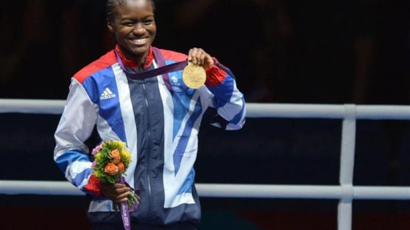 After Britain's Nicola Adams became the first female boxing gold medallist, the sport is biggest funding winner [AFP]