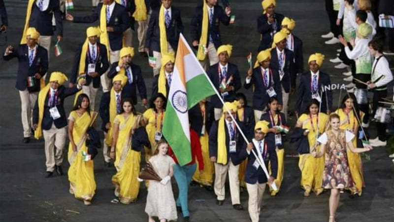 Since India competed at the London 2012 Games, the IOC have been angered by the IOA's election policy [Reuters]