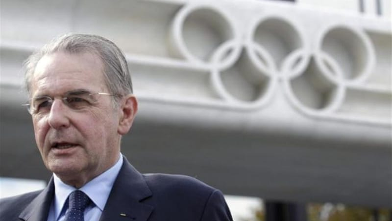 IOC President Jacques Rogge says he is considering increasing statute of limitation to 10 years [Reuters]