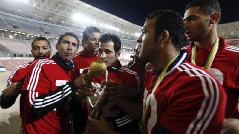 Al-Ahly look to add Club World Cup success to African Champions League title [Reuters]