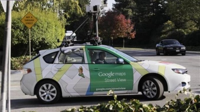 Google was charged by the FCC with deliberately impeding an investigation into allegations that their Street View service vehicles were collecting personal information from home wireless networks [AP]