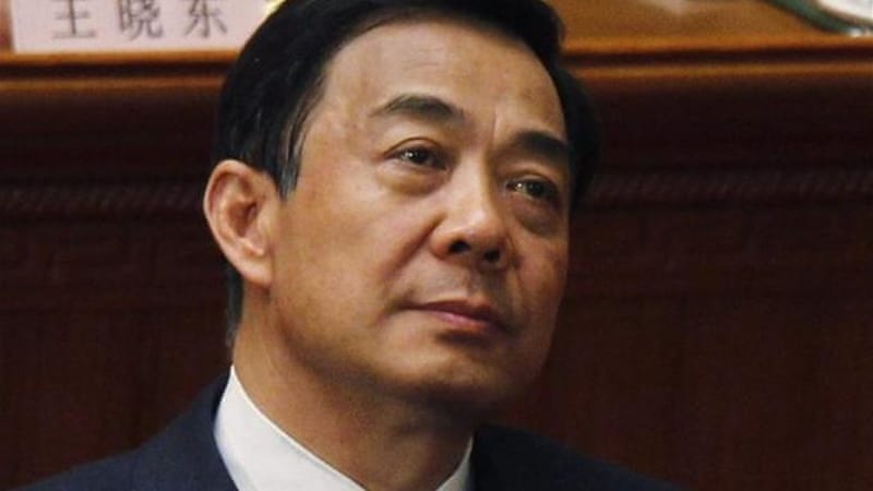 Bo Xilai, the former Chongqing party leader, has been dismissed from his positions amid alleged scandal [EPA]