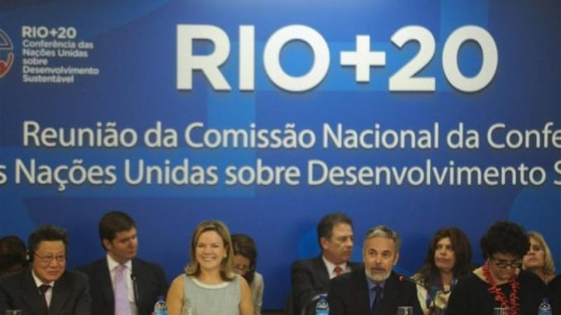 'Future Earth', a major new initiative for coordinated research on sustainable development challenges, will be unveiled at Rio +20 [EPA]