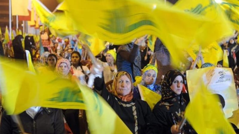 Hezbollah walks a tightrope on Syria violence