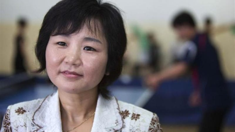 Former table tennis player Li Pun Hui has become her country's leading advocate for disabled athletes [AP]