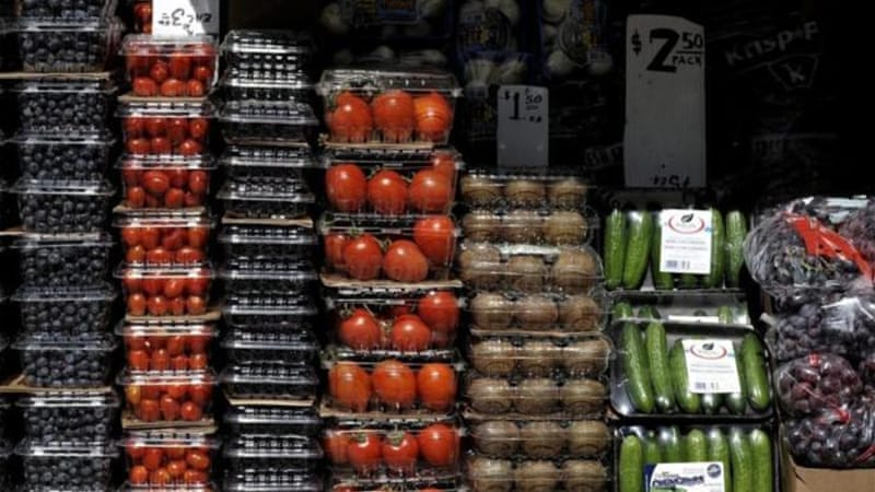 World Bank: Food costs at record levels again