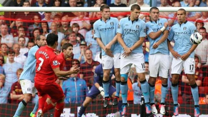 Liverpool's only point this season came from a 2-2 draw against reigning champions Manchester City [EPA]