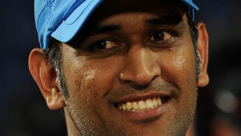 Indian captain Mahendra Singh Dhoni was included for the fifth time in a row [AFP]