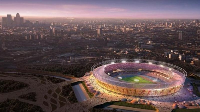Organisers of the 2015 Rugby World Cup want to replicate the feel-good factor of London Games [Reuters]