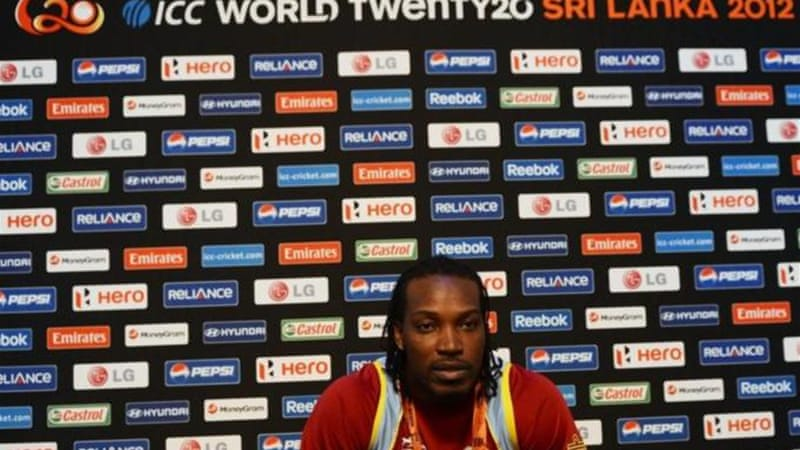 West Indian Chris Gayle has made his name for himself in Twenty20 with success in the Indian Premier League [AFP]
