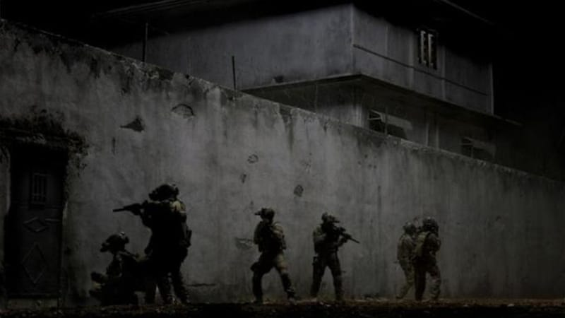 "The filmmakers of Zero Dark Thirty reportedly wanted a more ""boots-on-the-ground"" experience with the film [AP]"