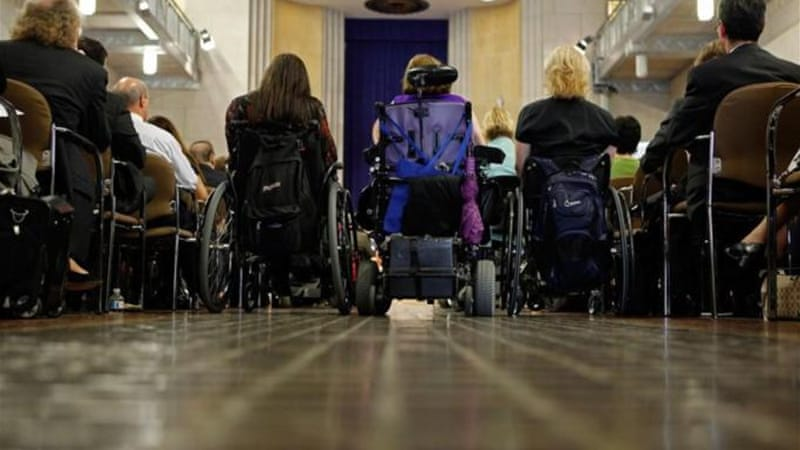 "Although many people with disabilities still do not receive the treatment they need or support they deserve in the United States, legislation on those with disabilities is both ""progressive"" and ""inclusive"" [Getty]"