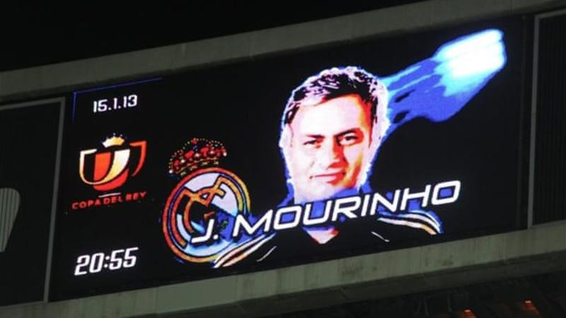 Cape Verde coach spent a week shadowing Real Madrid boss Jose Mourinho to pick up tips [AFP]