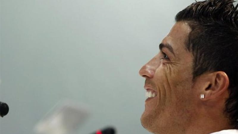 Ronaldo wouldn't be drawn on his future and said he was concentrating on immediate future with Real Madrid [EPA]