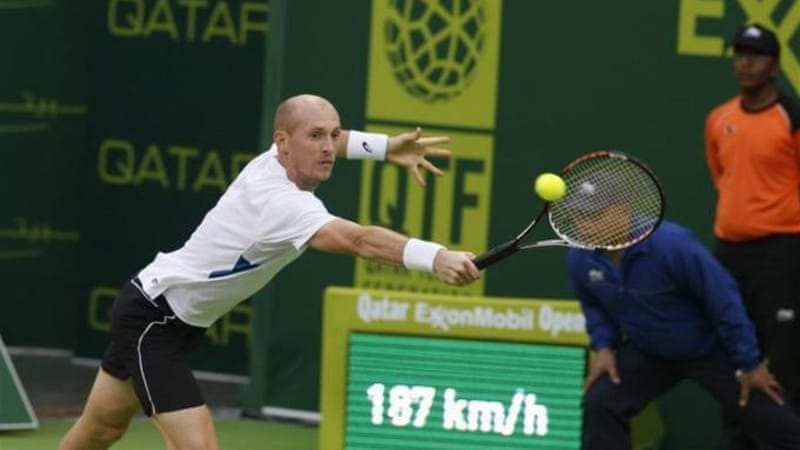 Davydenko is targeting a place in the top 20 this year after failing to win a tournament in 2012 [Reuters]