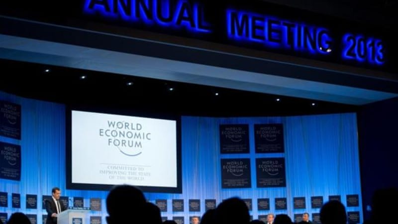 The World Economic Forum kicked off their meeting in the Swiss resort of Davos on January 23 [AFP]