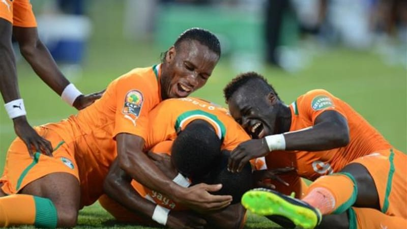 The Ivory Coast have six points out of six and head Group D after win over Tunisia [GALLO/GETTY]
