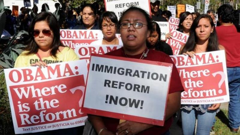 US immigration reform: A path to citizenship