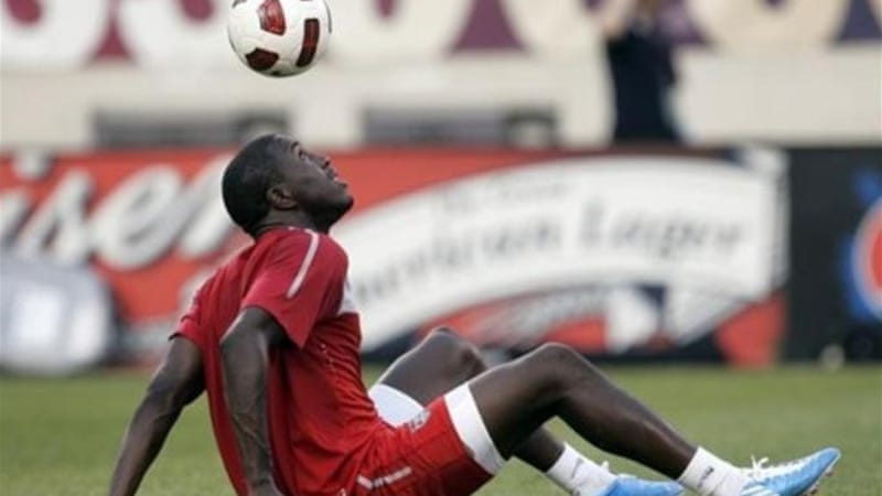 US forward Jozy Altidore says chants were the worst abuse he has received on a football pitch [AP]