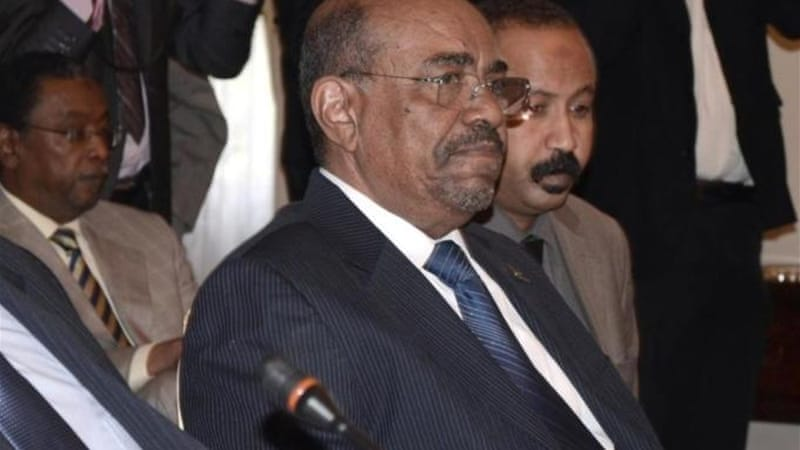 Sudan's Omar al-Bashir met his South Sudan counterpart for the first time in over three months [Reuters]