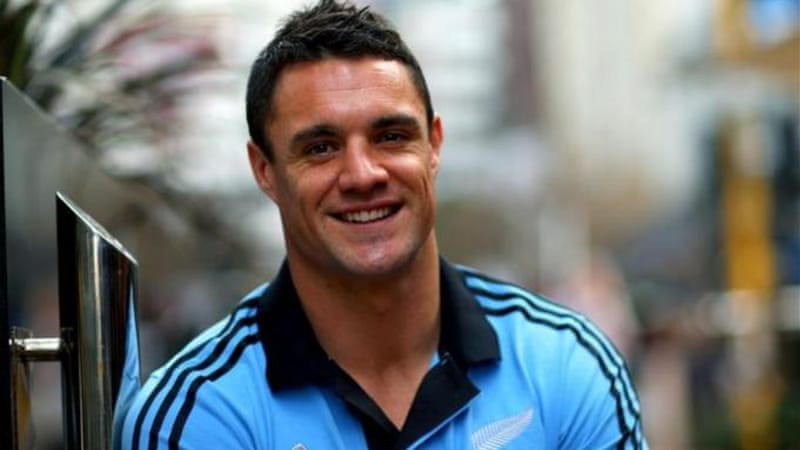 Brave Blossoms fans will have the chance to see legend Dan Carter in action in Tokyo [GALLO/GETTY]