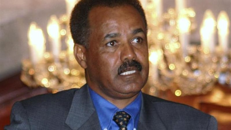 Isaias Afewerki has been president of Eritrea since its independence in 1993 [Reuters]