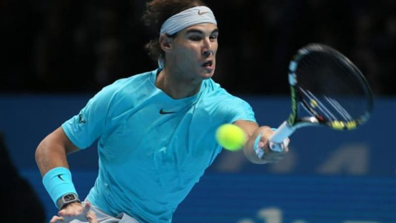 Nadal has only reached the final once before, when he lost to Federer in 2010 [AP]