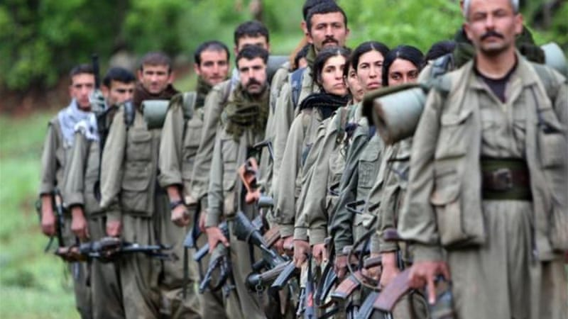 """In an era of opening political channels and improved prospects for peaceful political advancement of Kurdish rights, armed struggle is obsolete,"" writes Galip Dalay [AFP]"