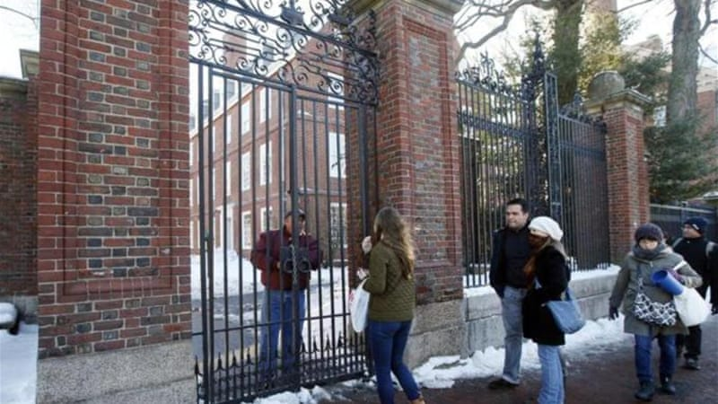 Four buildings in the campus were evacuated following unconfirmed reports that bombs had been planted.  [AP]