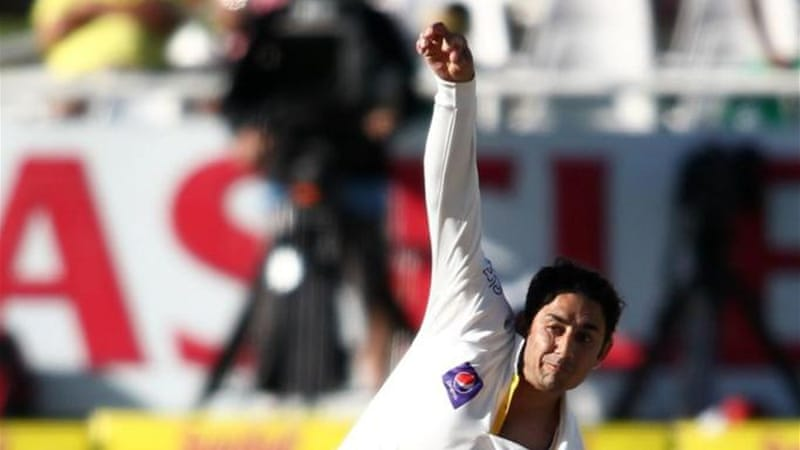 Ajmal of Pakistan is widely considered one of the world's best spin bowlers [GALLO/GETTY]