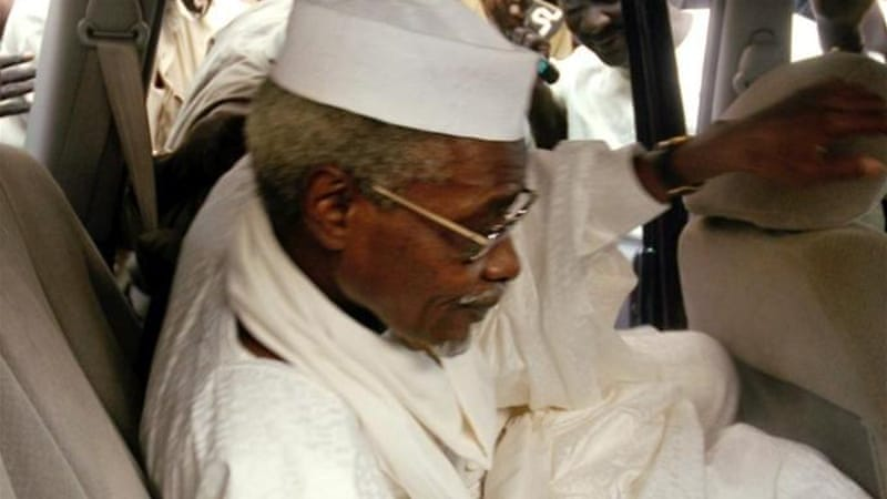 A special court to prosecute Chad's ex-dictator Hissene Habre opened on February 8 [AFP]