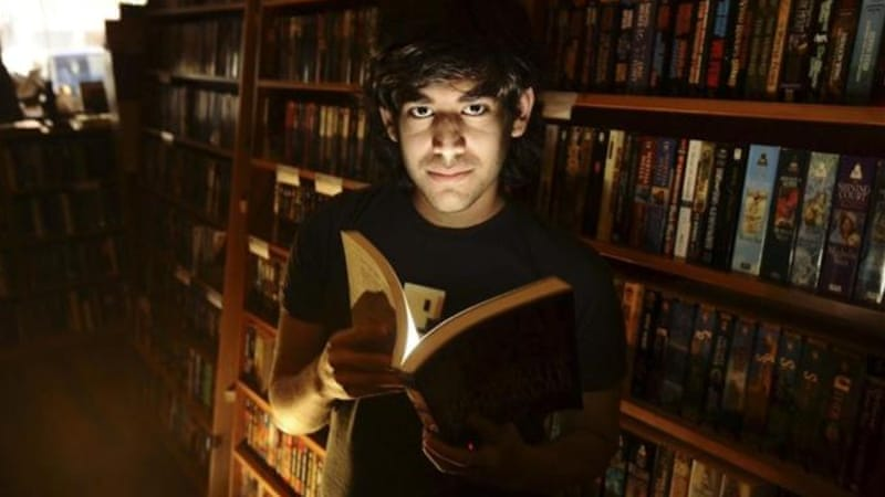 Internet activist and programmer Aaron Swartz helped create an early version of RSS [Reuters]