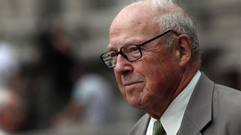 "Former weapons inspector Hans Blix said the Iraq war was a ""terrible mistake"" and a violation of the UN charter [Getty]"