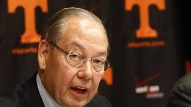 University of Tennessee chancellor Jimmy G. Cheek withdrew $11,145 in tuition dollars and state taxes from the funding of the university's 'Sex Week', a week long venture of educational seminars covering HIV/AIDS, reproductive health and birth control [AP]