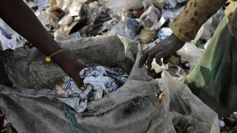 According to the World Bank, almost half of Kenya's 41.6 million people live below the poverty line of $1.25 a day [AFP]
