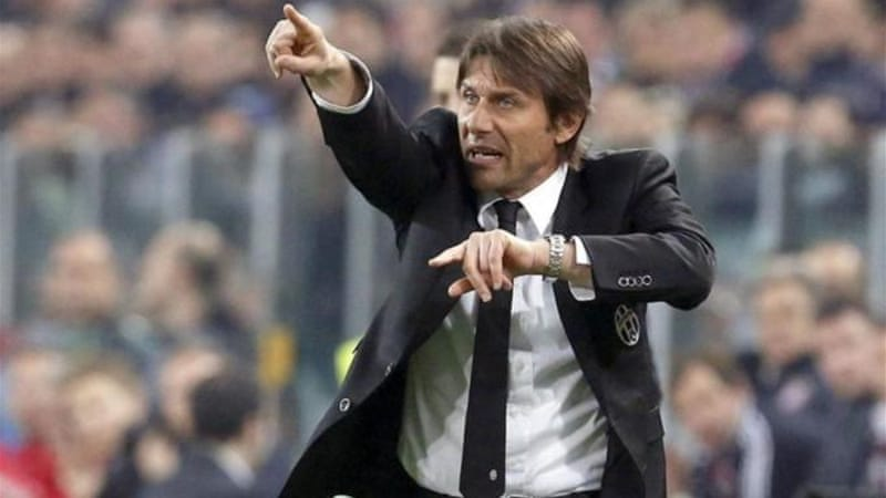 Distraction or truth? Juve coach Conte thinks clubs, fans, media and institutions need to make changes [Reuters]