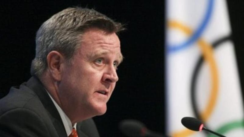 USOC chief Scott Blackmun is confident about chances of hosting 2024 games [AP]