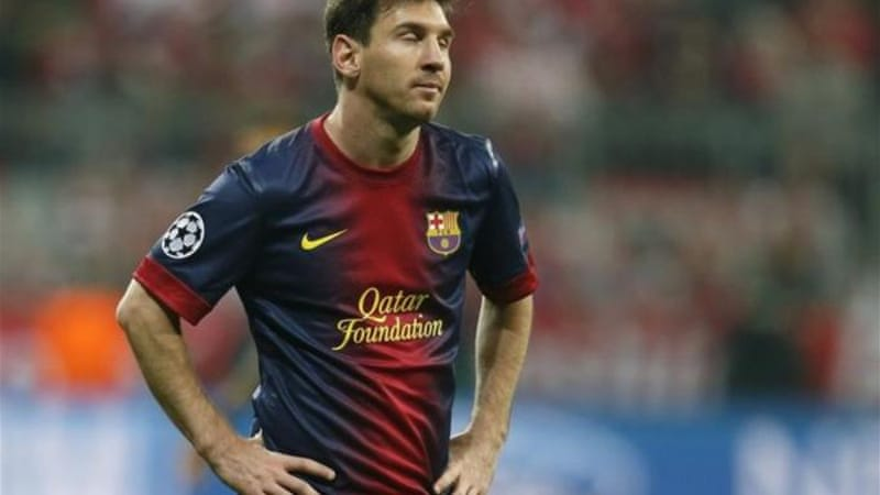 Messi won't be able to fall asleep as Barcelona look to overturn 4-0 deficit against Bayern [AP]