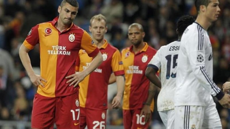 Galatasaray have to be on their best form to overpower Cristiano Ronaldo and co in the second-leg [AP]