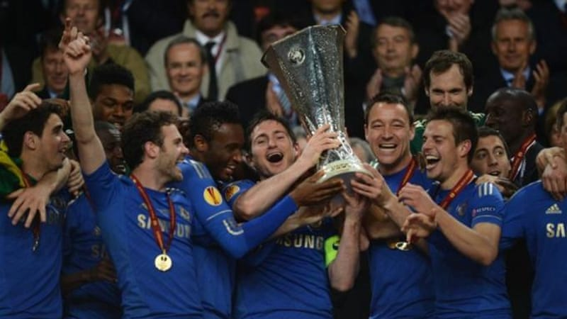 The profile of Europa League looks to grow as Champions League place is offered to victors [AFP]