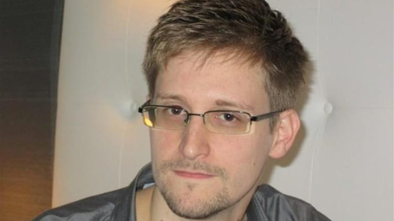 Whistleblower Edward Snowden worked as a contract employee at the National Security Agency [AP]