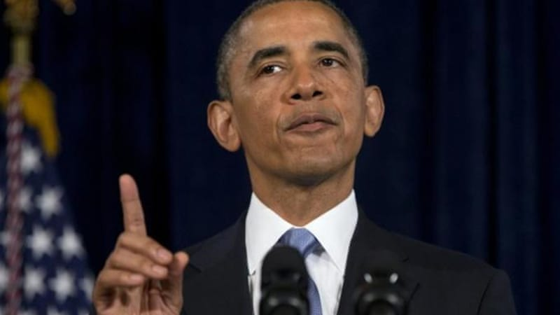 US President Barack Obama has said that he is deeply disappointed with Supreme Court decision [AP]