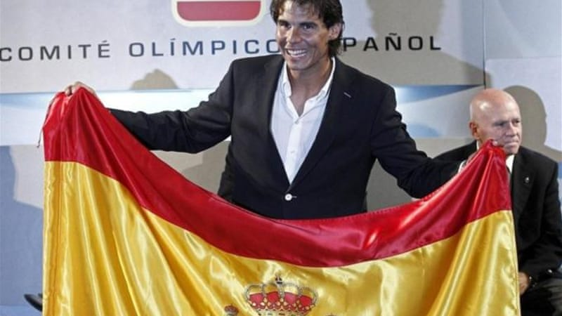 Nadal is one of many Spaniards leading the tennis charge but will things be the same in a decade? [EPA]