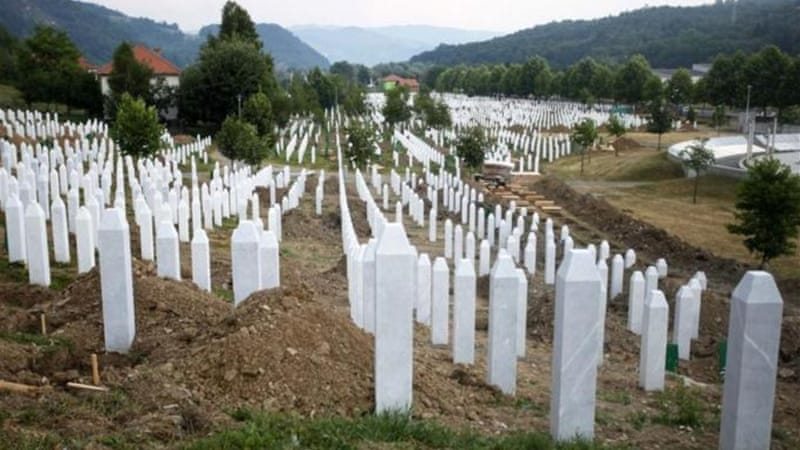 Acceptance on all sides of the horrors of Srebrenica genocide is the only way to build a future that is not tainted by the massacre [Reuters]