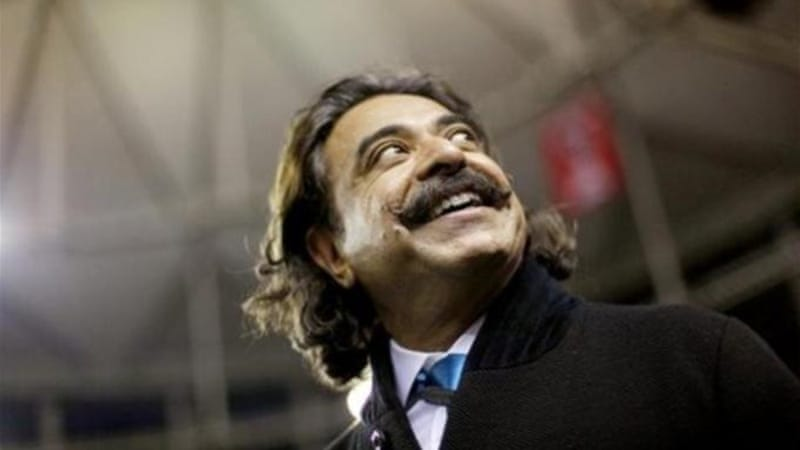 Khan - who has an estimated worth of $2.5 billion - is also owner of NFL Team Jacksonville Jaguars [AP]
