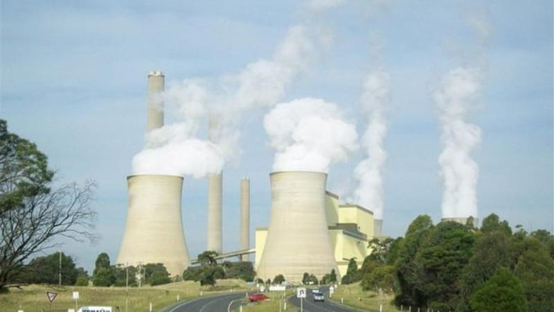 Australia is among the world's worst per capita polluters due to coal-fired power and mining exports [Reuters]