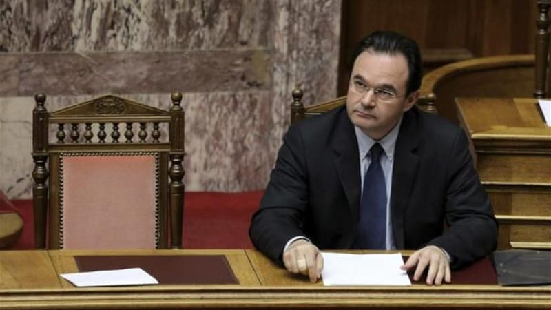 Former minister George Papaconstantinou has denied any wrongdoing [Reuters]